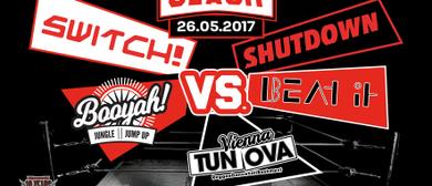 SHUTDOWN presents CREW CLASH! 26.05.2017 // Flex, Wien