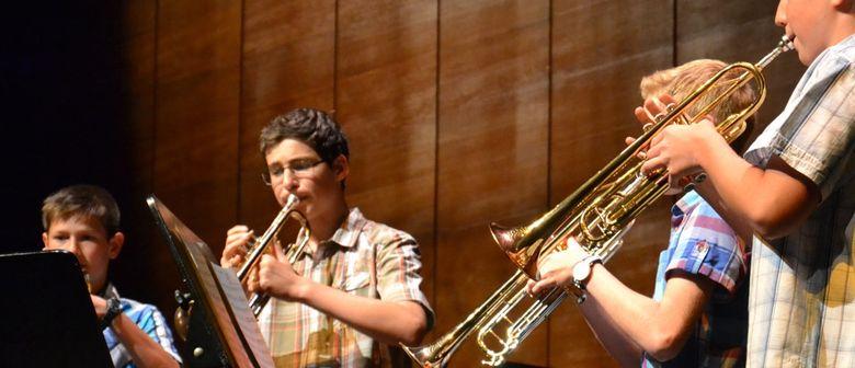 Bunter Abend der Musikschule Dornbirn