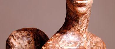 GALERIE IM KIES, Skulpturenausstellung Michael Tolloy (a)