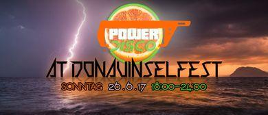 POWER DISCO ϟ Donauinselfest 2017