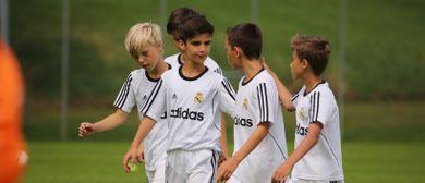 Real Madrid Fußballcamp beim FC Klostertal