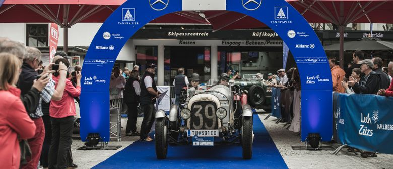Arlberg Classic Car Rally