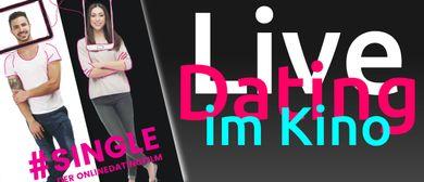 Single-Live-Dating im Kino