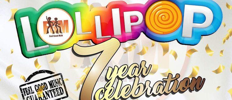 7 Years of Lollipop