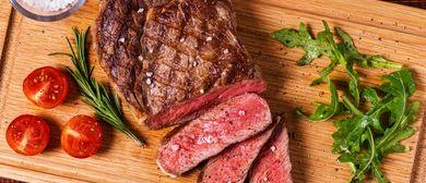 Pure Fleischeslust in Flatschers Restaurant
