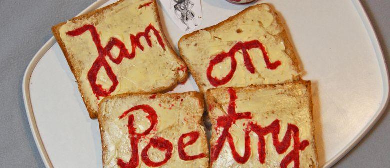 Der letzte Jam on Poetry vor der Sommerpause