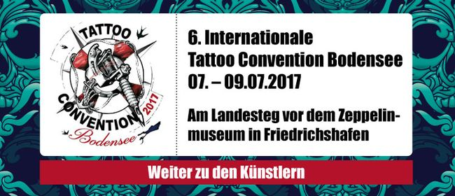 6. Internationale Tattoo-Convention Bodensee