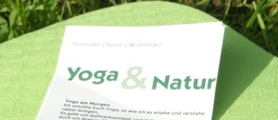 Yoga Outdoor-  abends