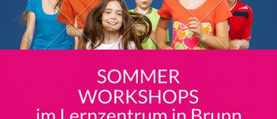 Pauker-Sommerworkshops für Kinder aller Altersstufen