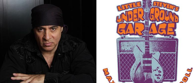 STEVEN VAN ZANDT: Underground Garage Party
