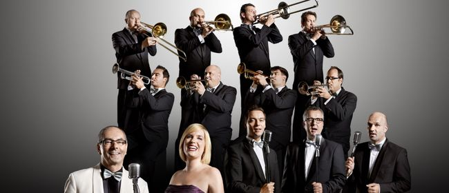 The World Famous Glenn Miller Orchestra directed by Wil Sald