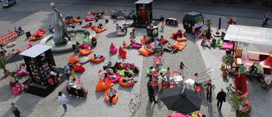 StadtLesen gastiert wieder an der Seepromenade in Bregenz