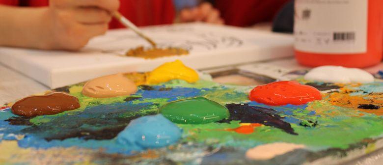 """Kinder-Kunst """"Ferienprogramm"""""""