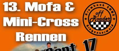 13. Mofa & Mini-Cross Rennen der Off-Roader Krumbach