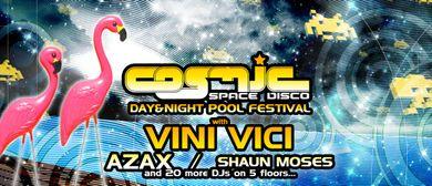 COSMIC  - Day & Night POOL-Festival mit Vini Vici live
