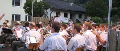 Konzert der Militärmusik Vorarlberg