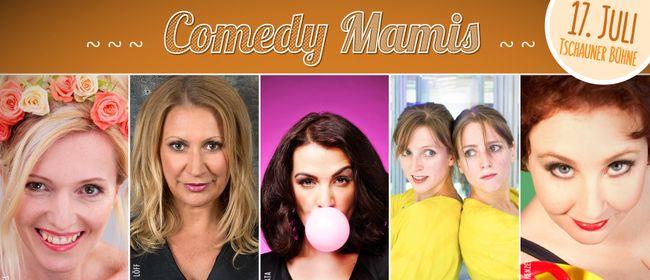 Comedy Mamis Vol. 4 am 17. Juli auf der Tschauner Bühne
