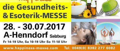 Esoterikmesse, Gesundheitsmesse Salzburg