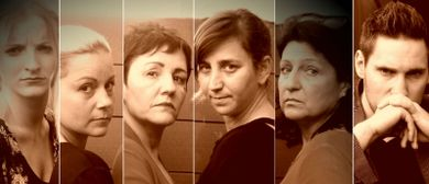 Fünf Frauen und ein Mord