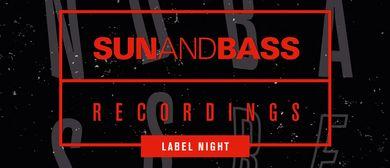 CONTRAST presents SUNANDBASS RECORDINGS Label Night