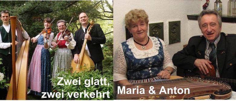 Gemeinsam Volkslieder singen, Volksmusik hören