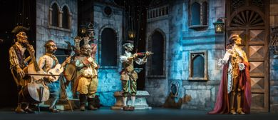 Der Barbier von Sevilla - Oper von Gioacchino Rossini
