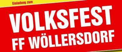 Volksfest der FF Wöllersdorf