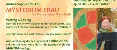 LichtSpiegel Vortrag & Lesung: Mysterium Frau – Das Tor zur