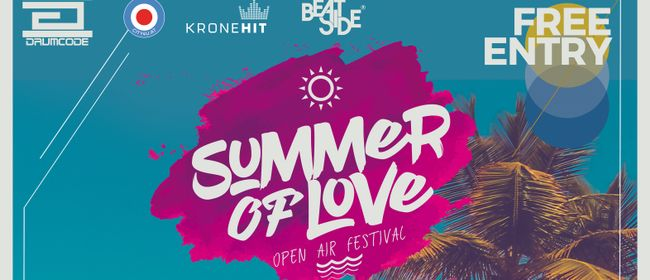 Summer of Love 2017 - Open Air Festival - Free Entry