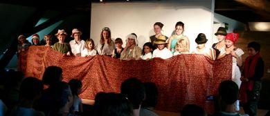 Sommer - Kinder - Theaterwerkstatt in Ludesch