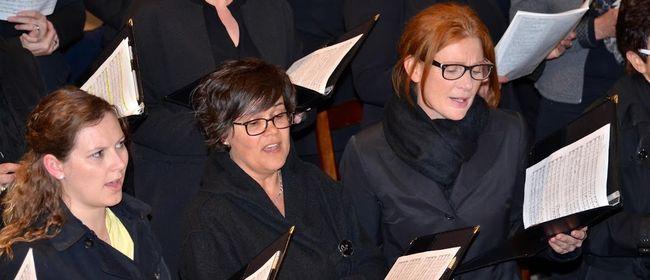 Chorwerke a cappella zum Karfreitag