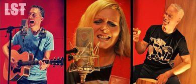 Hörbar - LST unplugged rockt im Cafe 21
