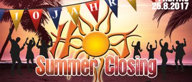 HOT Summer Closing 2017