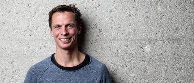 Klaus Eckel: Zuerst die gute Nachricht