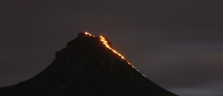 Damülser Höhenfeuer