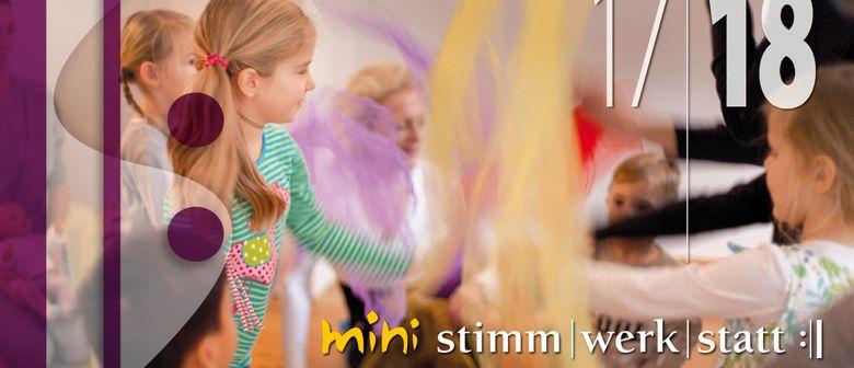 klangspiel - Kurs für 1-4 Jährige mit Begleitung