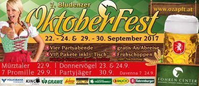 7. Bludenzer OktoberFest