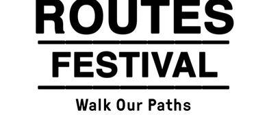 Routes Festival 2017 am Donaukanal