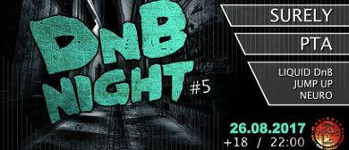 DNB NIGHT 18+ im MAUERWERK CLUB Bürs