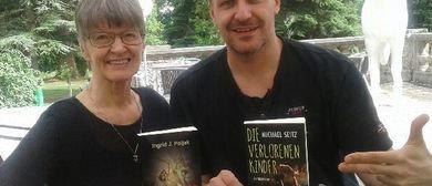 KRIMI-ABEND  Autorenlesung Ingrid J. Poljak + Michael Seitz