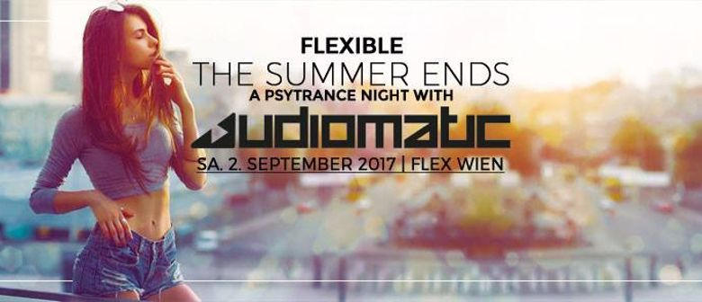 "Flexible - ""Psytrance Night"" mit Audiomatic"