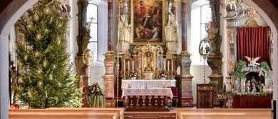 Adventkonzert des Vorarlberger Madrigalchores