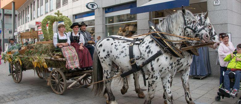 Bregenzer Erntedankfest & 30 Jahre Bauernmarkt