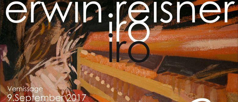 Erwin Reisner - IROIRO - Ausstellung