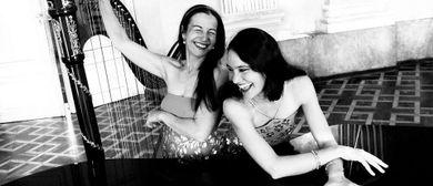 Duo Praxedis Promo-Konzert, Künstlergespräch & Signierstunde