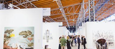 viennacontemporary 2017 – 21. bis 24. September, Marx Halle