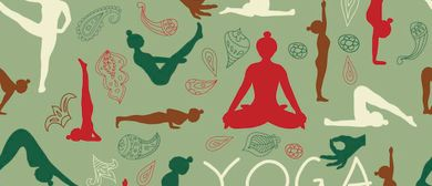 Hatha Yoga Kleingruppe!