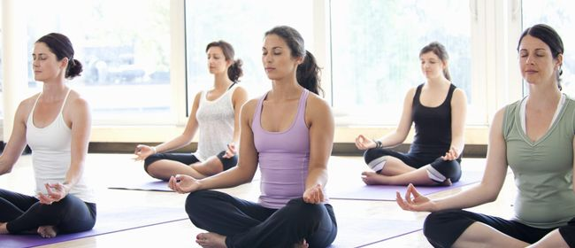 Yoga Basics mit Sarah (Winterkurs)