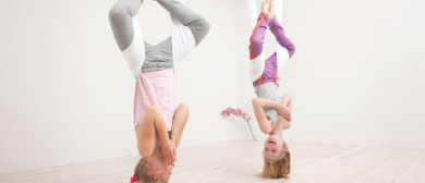 Flying Yoga for Kids (7 - 10 Jahre)