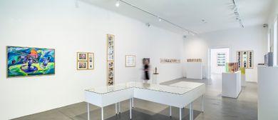 Finissage + Artist Talk   Johannes Deutsch   Im Fokus